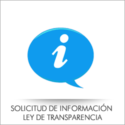 solicitud info ley transparencia