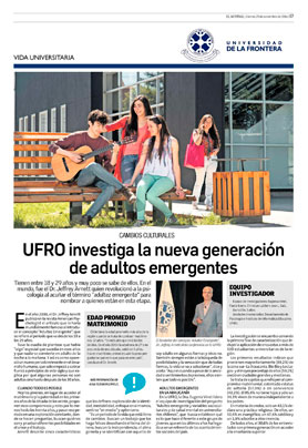 ufro adultez emergente