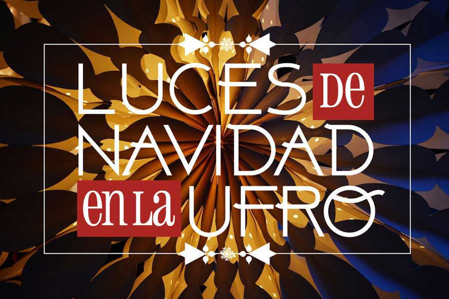 ufro luces navidad