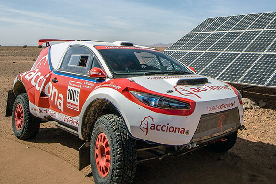 EcoPowered Acciona