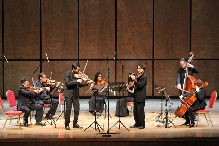 """Concierto de Gala gratis: """"Vivaldi, Las Cuatro Estaciones"""", en Temuco"""
