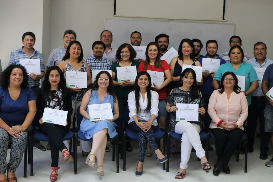 UFRO certifica docentes metodologia arpa 1