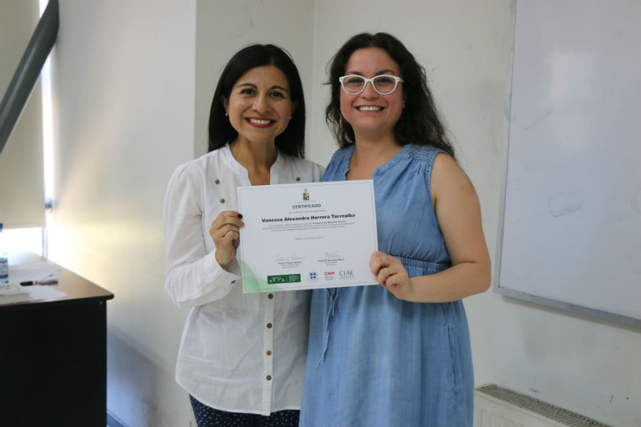 UFRO certifica docentes metodologia arpa 2