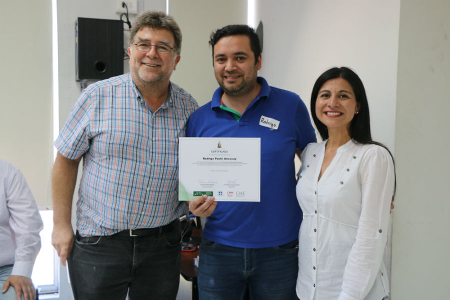 UFRO certifica docentes metodologia arpa 3