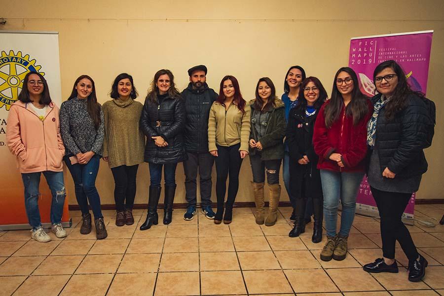b4e23a215 Carrera de Periodismo participa en taller de producción de eventos con  identidad territorial