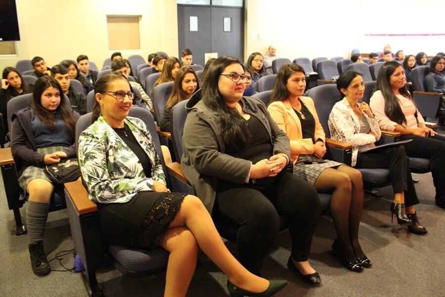Facultad de Ingeniería y Ciencias de la UFRO y Liceo Bicentenario Politécnico de Pitrufquén destacan experiencias de prácticas duales