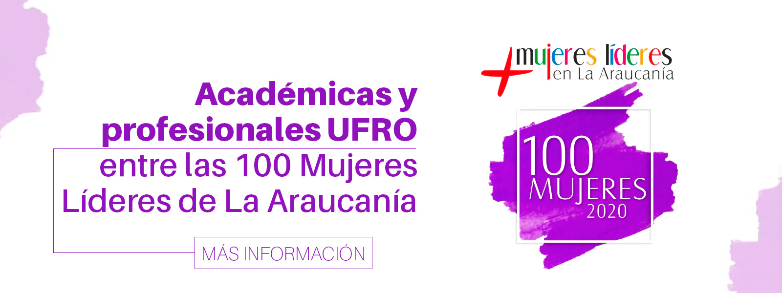 Mujeres lideres UFRO