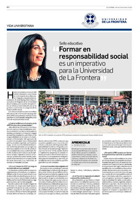 sello educativo: formar responsabilidad social