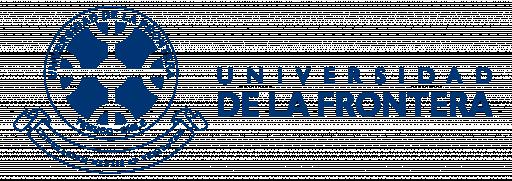 Logo UFRO azul horizontal