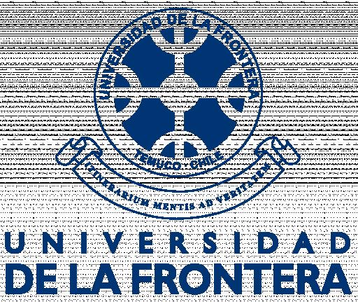 Logo UFRO azul vertical